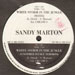 SANDY MARTON - White Storm In The Jungle (Remix)