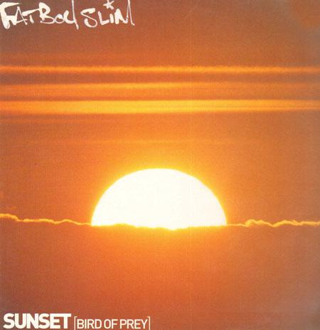 Fatboy Slim Sunset Bird Of Prey Skint Vinyl 12 Inch Skint 58