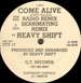 HEAVY SHIFT - Come Alive Remix