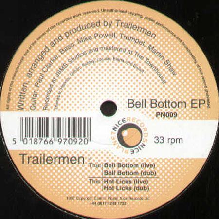 Trailermen - Bell Bottom EP
