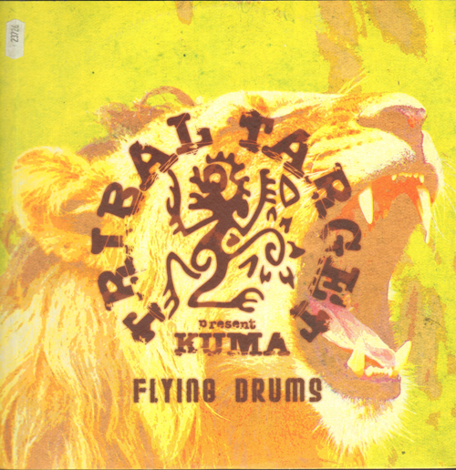 KUMA - Flying Drums