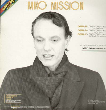 Miko Mission - The World Is You