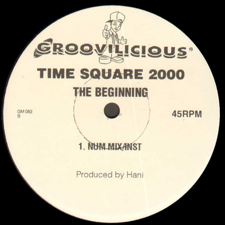 HANI - Time Square 2000 (The Beginning)
