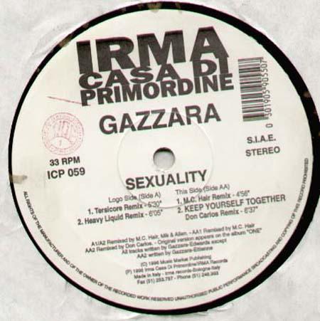 Gazzara sexuality