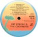 KID CREOLE AND THE COCONUTS - There's Something Wrong In Paradise (Larry Levan Rmx)