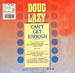 DOUG LAZY - Can't Get Enough
