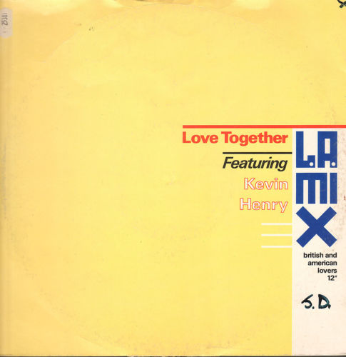 L.A. MIX - Love Together