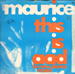 MAURICE - This Is Acid (A New Dance Craze)
