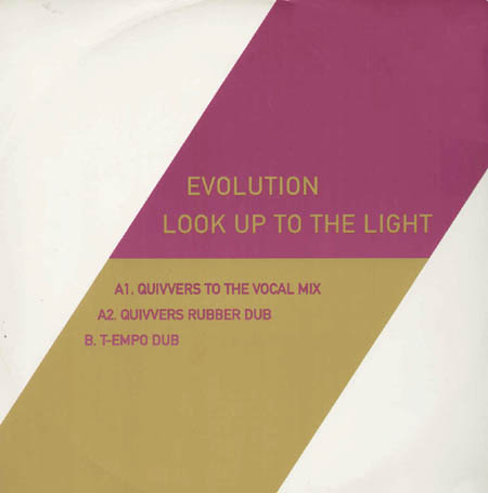 EVOLUTION - Look Up To The Light (Quivvers Rmxs)
