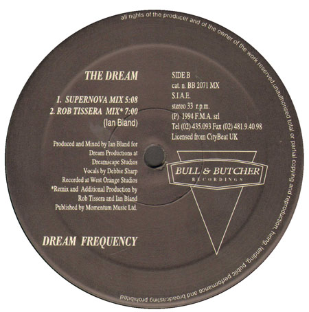 Dream Frequency - Good Times