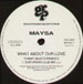 MAYSA - What About Our Love? (Tommy Musto Remixes)