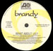 BRANDY - What About Us? (Steve Silk Hurley, E-Smoove, 95 North Rmxs)