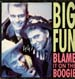 BIG FUN - Blame It On The Boogie
