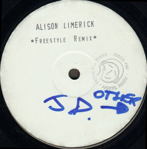 ALISON LIMERICK - Where Love Lives (Freestyle Remix)