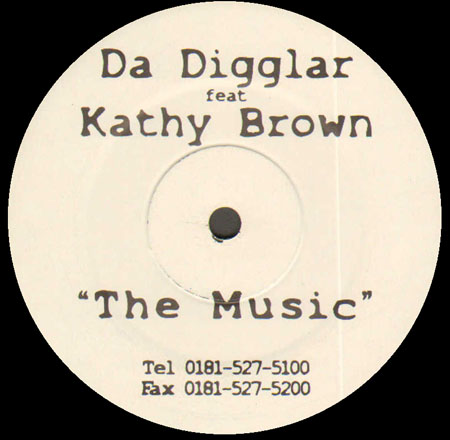 DA DIGGLAR - The Music, Feat. Kathy Brown