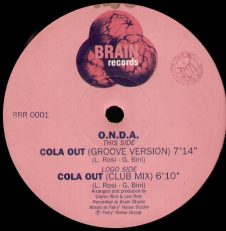 ONDA - Cola Out