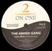GEORGE AARON / THE ARMED GANG - Silly Reason / Love Shot
