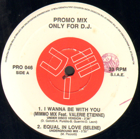 Mimmo Mix - I Wanna Be With You