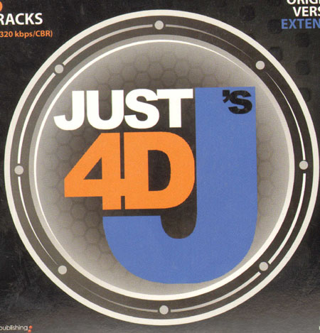 VARIOUS - Just 4 Djs Compilation