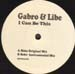 GABRO & LIBE - I Can Be This