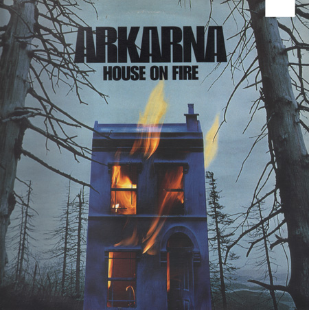 Arkarna House On Fire Propellerheads Mix Wea Vinyl 12