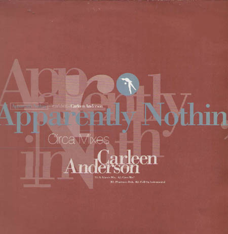 CARLEEN ANDERSON - Apparently Nothing