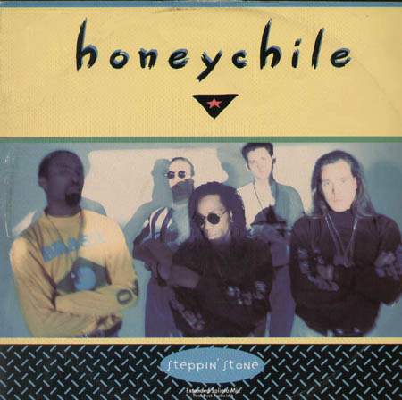 HONEYCHILE - Steppin' Stone