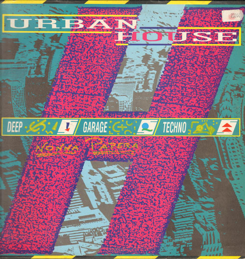 VARIOUS - Urban House