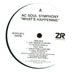 AC SOUL SYMPHONY - What's Happening (Joey Negro Club Mix)