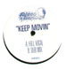 DISCO DARLINGS - Keep movin