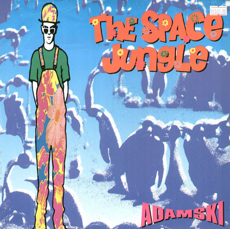 ADAMSKI - The Space Jungle