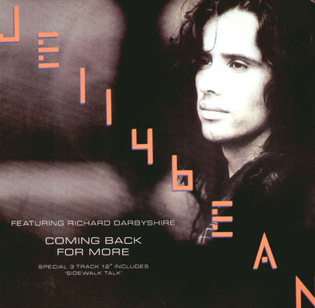 JELLYBEAN - Coming Back For More, Feat. Richard Darbyshire